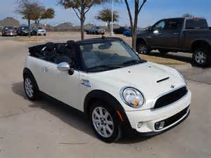 2011 Mini Cooper S Convertible For Sale 2011 Mini Cooper S Convertible Has 48k Tdy Sales 817