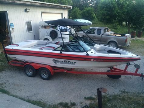 malibu boats for sale kansas 1999 malibu sunsetter lxi for sale in kansas city kansas