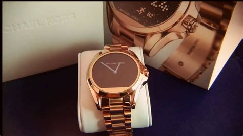 Smartwatch Mk review of the michael kors access smartwatch review