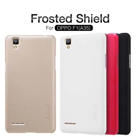 Oppo F1 Nillkin Frosted Nillkin Frosted Shield For Oppo F1 A35 5 0