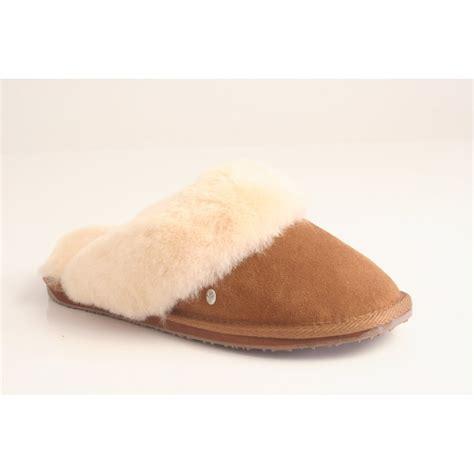 emu house shoes macy s emu shoes jolie sheepskin slippers santa barbara