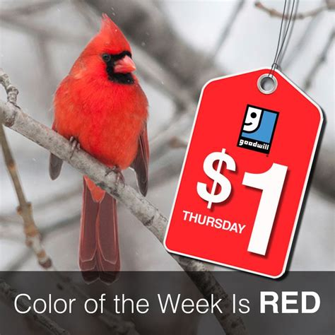 goodwill color of the week schedule 28 images there s