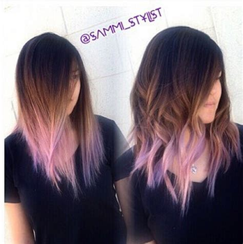 Medium Ombre Hairstyles by 15 Medium Length Hairstyles With Bangs Popular