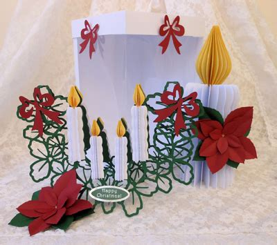Candle Pop Up Card Template Free by 3d Cards Template Www Pixshark Images
