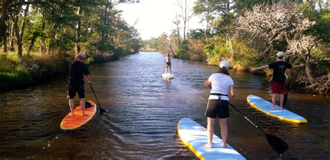 outer banks boat tours outer banks kayak tours sup tours outer banks nc