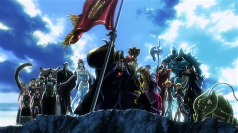 Anime 1 Overlord by Overlord Anime Wallpaper 183 Free Stunning