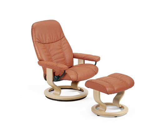 ekornes recliner sale stressless by ekornes stressless recliners 1145015 consul