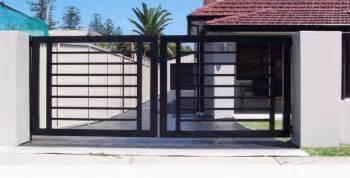 gate designs modern gates design