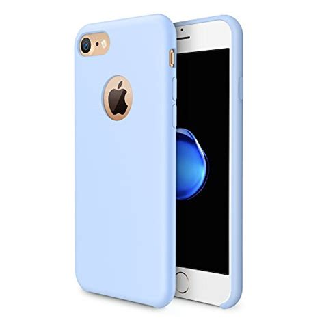 Best Deal Blue Light Softcase For Iphone 7 8 Blue what is the best iphone 7 cases light blue out there on the market 2017 review product
