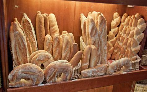 libro panes 5 tipos diferentes tipos de panes rusticos de chapata de rosquilla pan de fibra gastronom 237 a