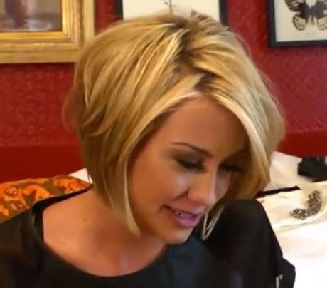 blonde bob kapsels boblijn kapsels 2015