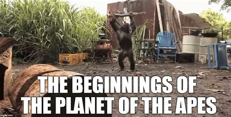 Planet Of The Apes Meme - planet of the apes imgflip