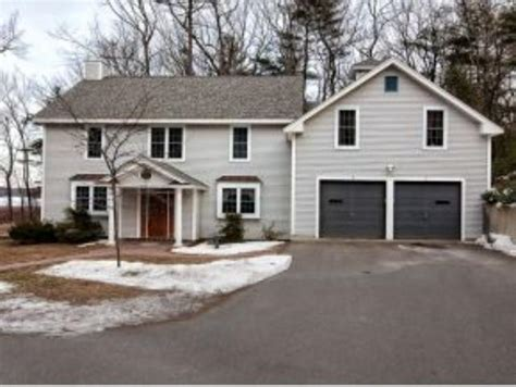 new waterfront home for sale with a mother in law suite and dock permit gavigan homes builder 9 drew lane kingston nh waterfront new hshire