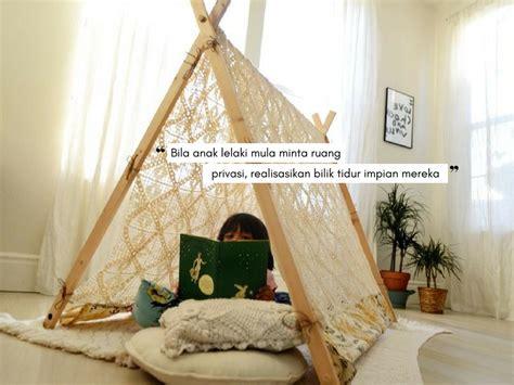 Sofa Buat Anak mak saya mahu bilik tidur sendiri 7 ilham dekorasi