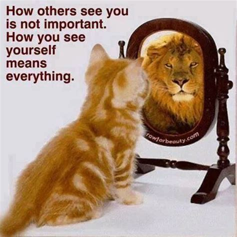 See You To See You Doormat how others see you is not important how you see yourself