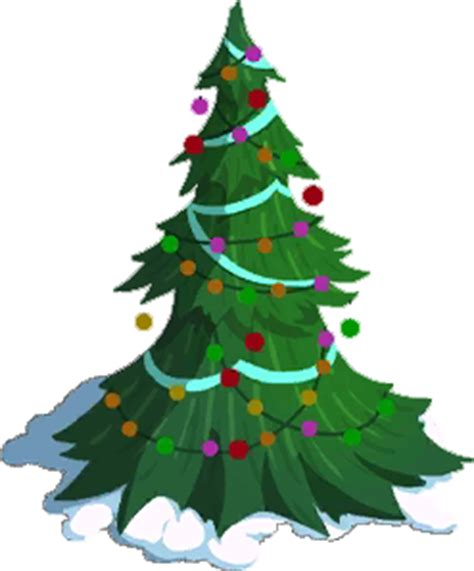 image large christmas tree png the my little pony