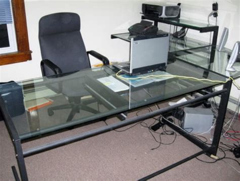 Glass Desk Office Depot Glass U Shaped Desk Office Depot All About House Design U Shaped Desk Office Depot Are