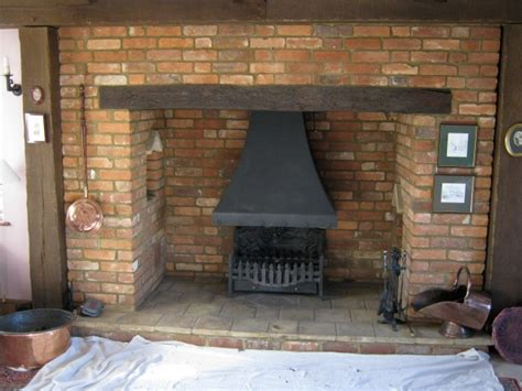 Chimney Flue For Open Fires - open canopy gate