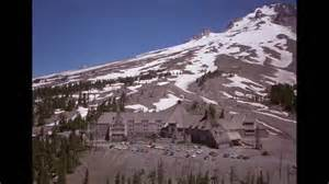 resort where was filmed the shining filming location timberline lodge youtube