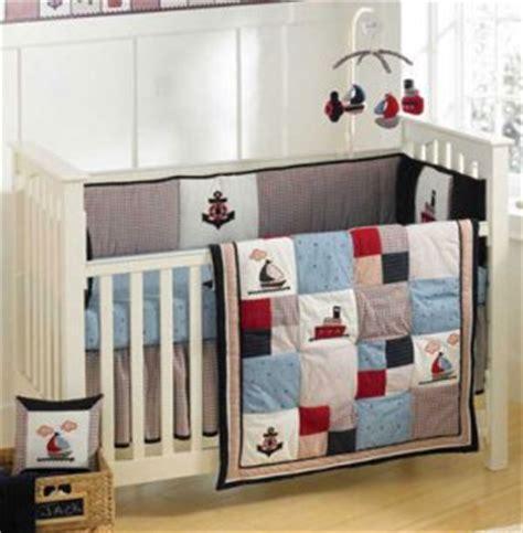 nautica baby bedding jack baby crib bedding by nautica kids 4 piece set new