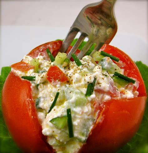 peggy lman s tuesday dinnerfeed tomato stuffed with