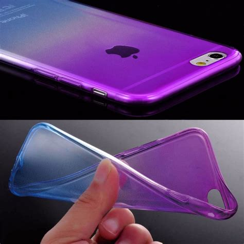 Slim Tpu 0 3mm By Jzzs Iphone 6 Plus Soft Cover 0 3mm ultra slim silicone tpu phone for iphone 6 6s