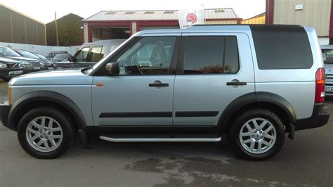 land rover discovery xs for sale used 2007 land rover discovery 3 tdv6 xs for sale in