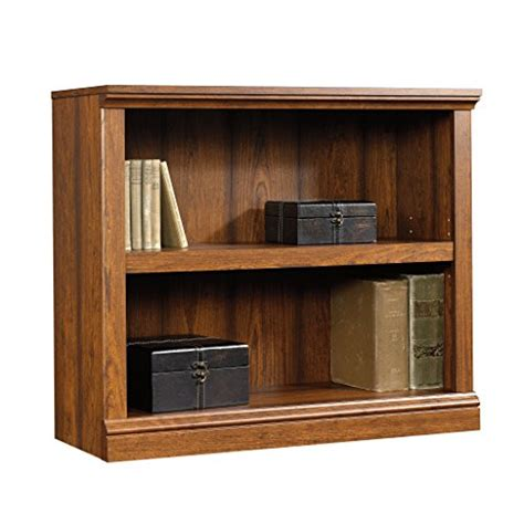 Sauder Bookcase Cherry Sauder 2 Shelf Bookcase Washington Cherry