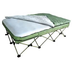 Folding Single Cing Bed King Single Fold Out C Bed Ebay
