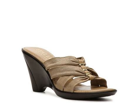 Wedges Mawar Rajut italian shoemakers youth sandals italian sandals