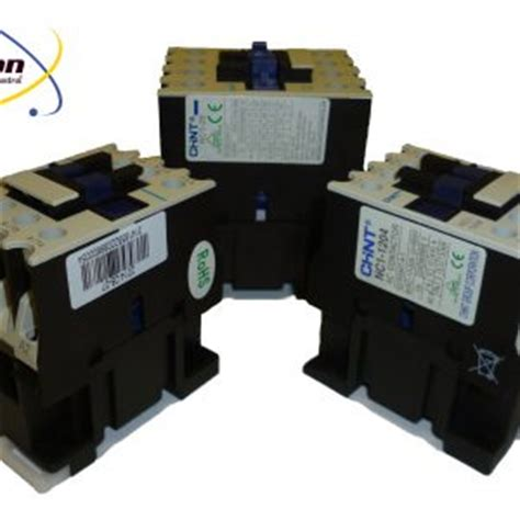 Magnetic Contactor Chint 3 Poles 9a Nc1 0910 Nc1 0901 Chint Nc1 Range Contactors 9a To 95a Archives Chalon
