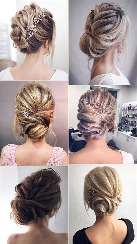 12 so pretty updo wedding hairstyles from tonyapushkareva emmalovesweddings