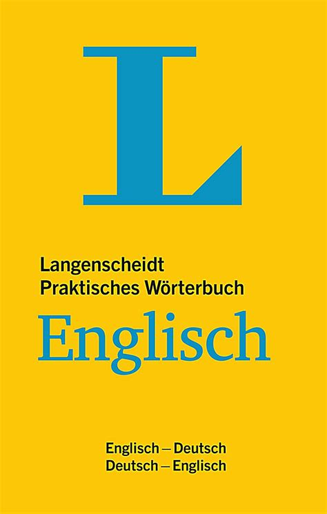 Rechnung Englisch Uebersetzung Langenscheidt Praktisches W 246 Rterbuch Englisch Buch Weltbild De
