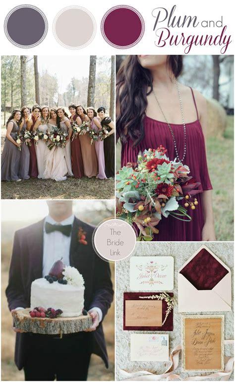 Wedding Burgundy Bandung by Wedding Colors For Fall Choice Image Wedding Dress