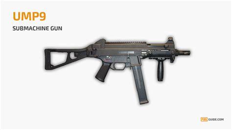 pubg 9mm sniper ump9 pubg guide