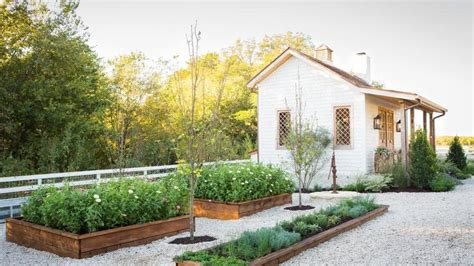 chip and joanna gaines garden see inside chip and joanna gaines new swoon worthy family