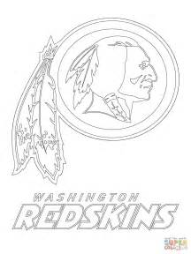 Redskins Coloring Page washington redskins free coloring pages
