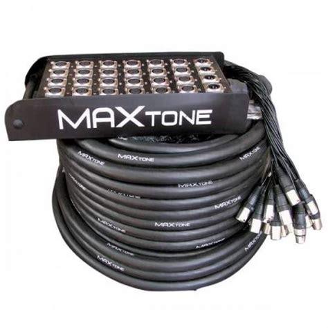 Kabel Mic Canon 50m Kabel Audio Kabel Canare jual snake cabel maxtone mlc 32 850 harga murah primanada