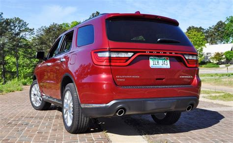 jeep durango 2015 2015 dodge durango citadel v6 awd