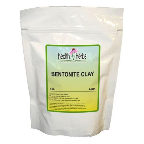 Detox Armpits Bentonite Clay by 17 Best Images About Health And On
