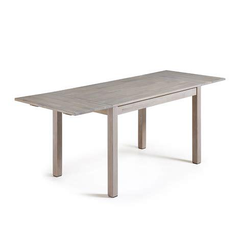 tavolo rovere sbiancato tavolo indra 120 rovere sbiancato la forma cc0006m33