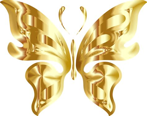 Butterfly Gold gold butterfly clipart clipartxtras