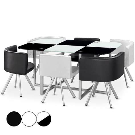 table avec chaise pas cher table avec chaise encastrable pas cher dieslo com