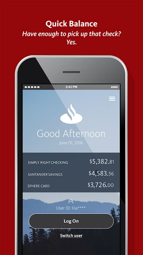 reset online banking santander personal banking android apps on google play