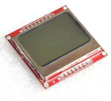 5110 Lcd Blue Color By Bustan nokia 5110 lcds displays ebay