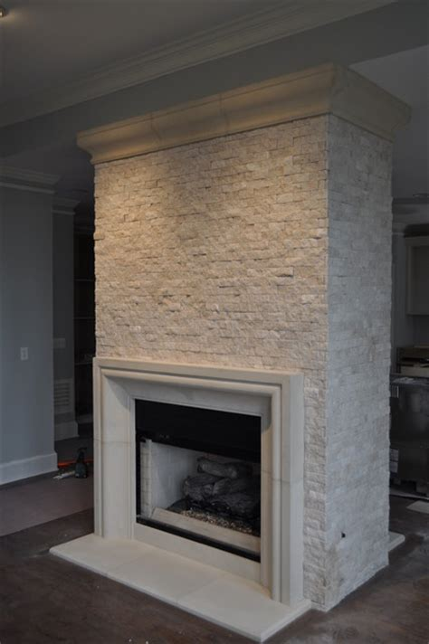 fireplace surrounds contemporary atlanta by