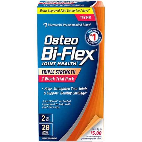 printable flex printable coupons and deals osteo bi flex joint health