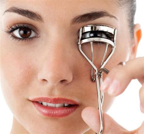 Galenco Eyelash Curlier Pelentik Bulu Mata step by step eye makeup photo tutorial slideshow