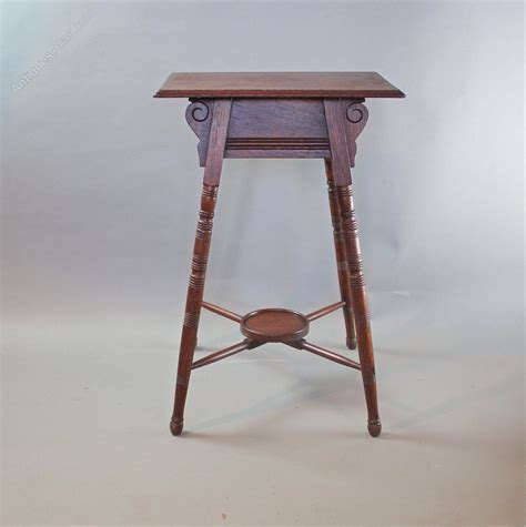 quality oak arts and crafts occasional table antiques atlas