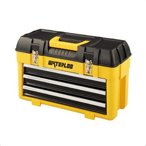 portable plastic tool box with drawers waterloo hp2331 plastic tool box with drawers waterloo